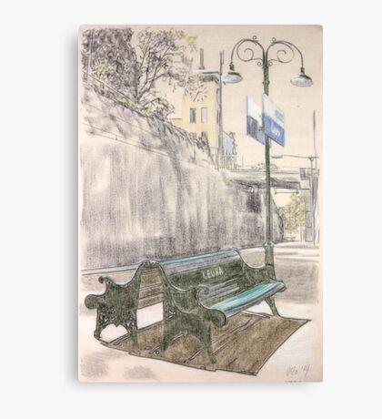 Leura Station Canvas Print