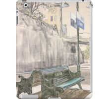 Leura Station iPad Case/Skin