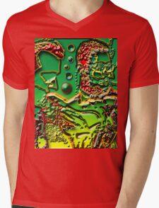 DIZZZ & GETZZZ2 Mens V-Neck T-Shirt