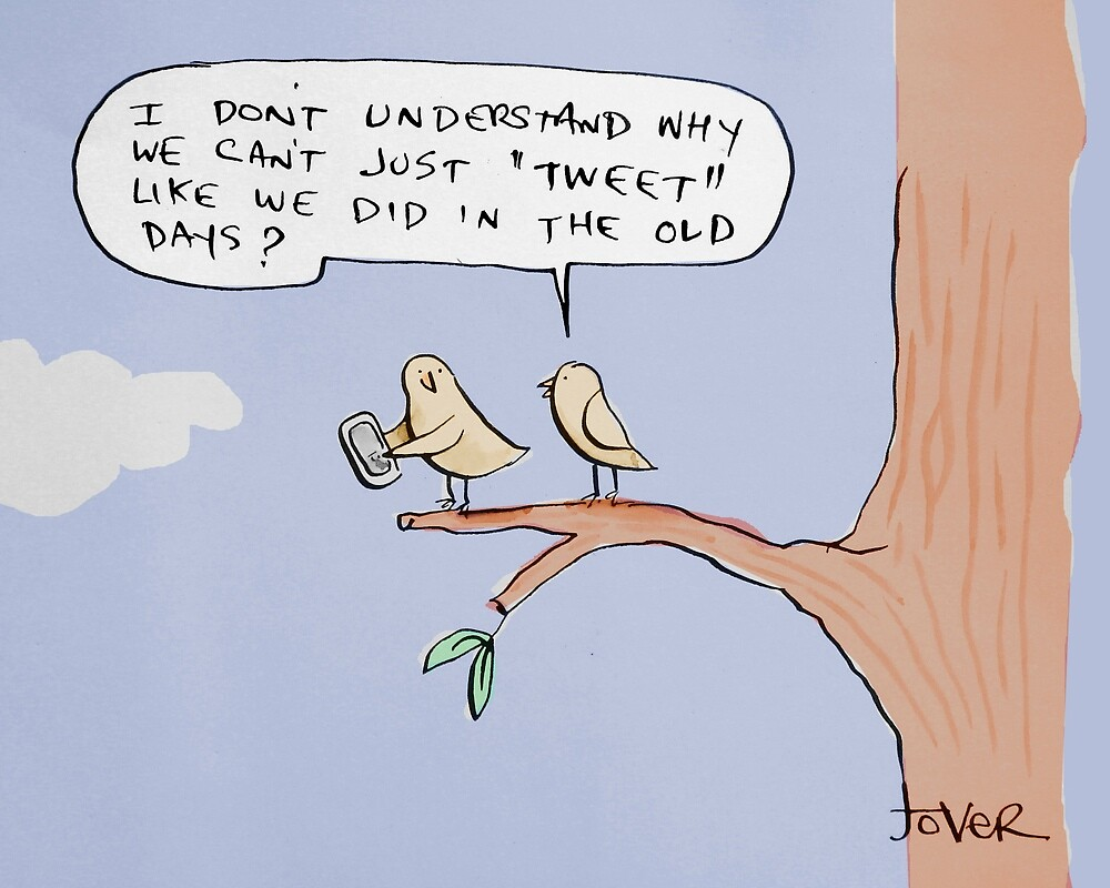 tweeting tweets by Loui  Jover