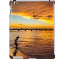 Busselton WA Sunset iPad Case/Skin