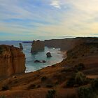 The 12 Apostles - HDR #1 by Matt  Carlyon