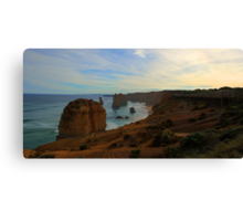 The 12 Apostles - HDR #1 Canvas Print