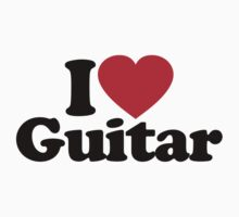 I Love Guitar			 by iheart