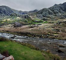 Llanberis - Snowdonia by Jack Thomas