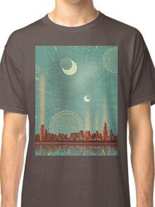 Retro Poster! Classic T-Shirt