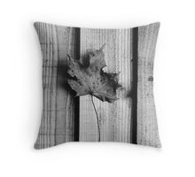 Nature In Contrast 1 of 3 Throw Pillow