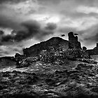 Criccieth Castle by Jack Thomas