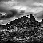 Criccieth Castle by Jack Thomas