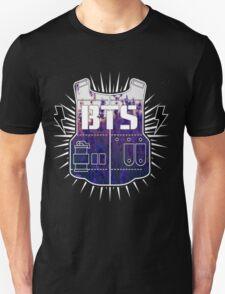 BTS logo floral T-Shirt