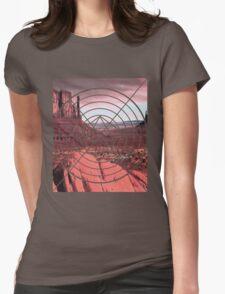 Retro Manwear Womens Fitted T-Shirt