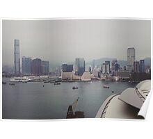 Hong Kong. Poster