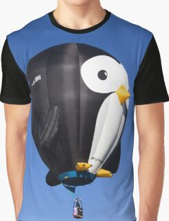 Puddles the Penguin Graphic T-Shirt