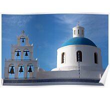 Orthodox Bells Poster