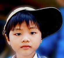 Vietnamese Lad by phil decocco