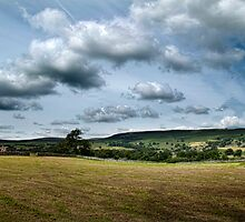 Bainbridge, Wensleydale. by Jack Thomas