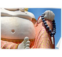 Buddha Belly Poster