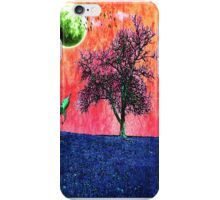 On another world iPhone Case/Skin