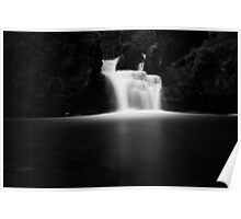 Mullinhassig Waterfall Poster