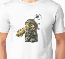 Master Chief VS. Sandwich Unisex T-Shirt
