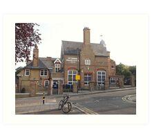 Kingswood Primary School -(100812)- Digital photo Art Print