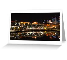 Living East Perth Greeting Card
