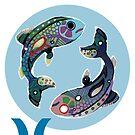 Pisces  by Nicholas Beales