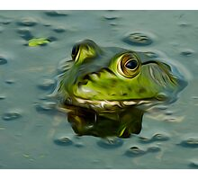 Bullfrog Oil Photographic Print