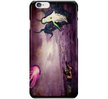 Assault on Malefica (Queen of the Mysteroyds) iPhone Case/Skin