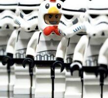 Stormtrooper lego Sticker