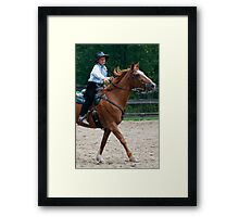 """""""Northern Ohio Outlaws"""" #3 Framed Print"""