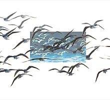Vital Birds VIII by tomcieplinski