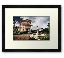 Monserrate Palace - Sintra - Portugal Framed Print