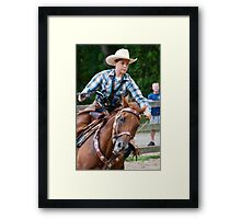 """""""Northern Ohio Outlaws""""#7 Framed Print"""