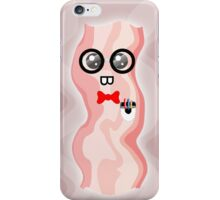 Nerdy Bacon iPhone Case/Skin