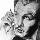 Vincent Price by Mannaquin