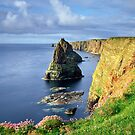 Duncansby Stacks by EvaMcDermott