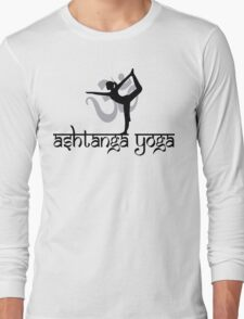 Ashtanga Yoga T-Shirt Long Sleeve T-Shirt