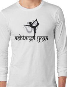 Ashtanga Yoga T-Shirt Long Sleeve T-Shirt