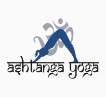 Ashtanga Yoga T-Shirt Kids Clothes