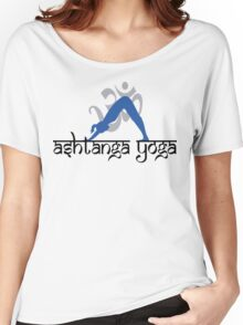 Ashtanga Yoga T-Shirt Women's Relaxed Fit T-Shirt