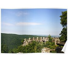 Coopers Rock Poster