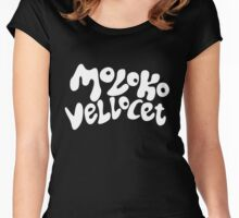 Moloko Vellocet  Women's Fitted Scoop T-Shirt