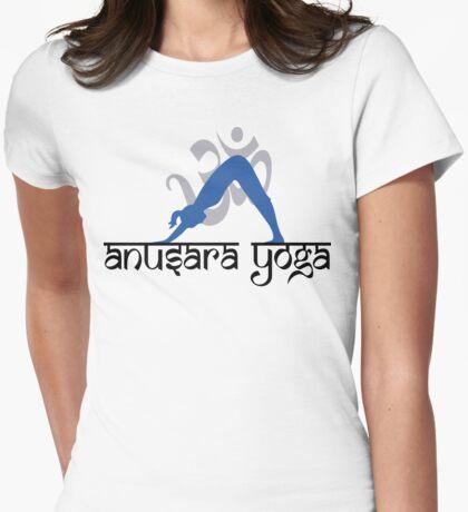 Anusara Yoga T-Shirt Womens Fitted T-Shirt