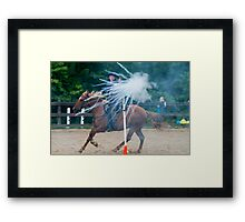 """""""Northern Ohio Outlaws"""" #15 Framed Print"""