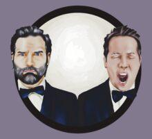 Adam and Joe by StevePaulMyers