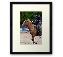 """""""Northern Ohio Outlaws"""" #16 Framed Print"""