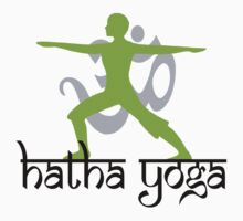 Hatha Yoga T-Shirt One Piece - Short Sleeve