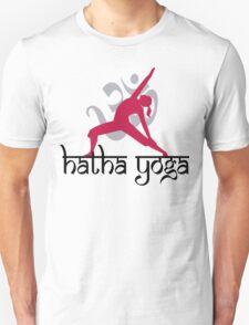 Hatha Yoga T-Shirt Unisex T-Shirt