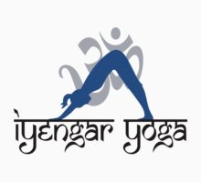 Iyengar Yoga T-Shirt One Piece - Short Sleeve